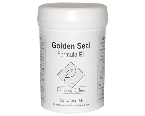 Golden Seal Formula E